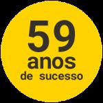 59 anos de sucesso